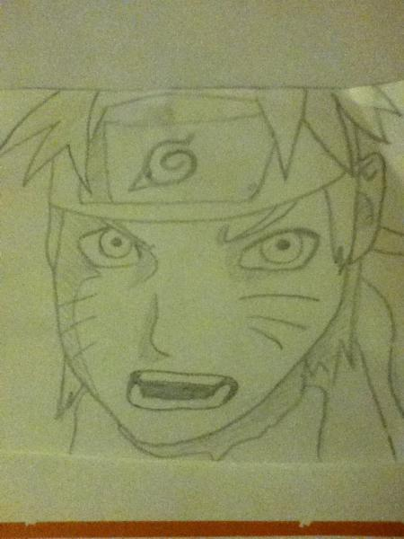 Naruto by Loulou2222